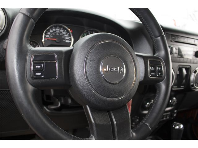 2011 Jeep Wrangler Sahara (Stk: J825593A) in Abbotsford - Image 20 of 22