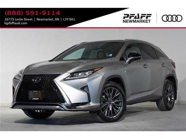 2017 Lexus RX 350 Base (Stk: A10489A) in Newmarket - Image 1 of 17