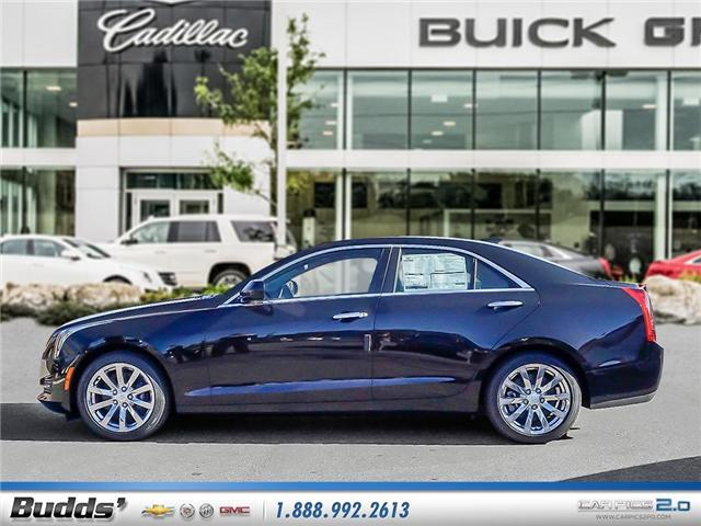 2018 Cadillac ATS 2.0L Turbo Base (Stk: AT8000) in Oakville - Image 2 of 25