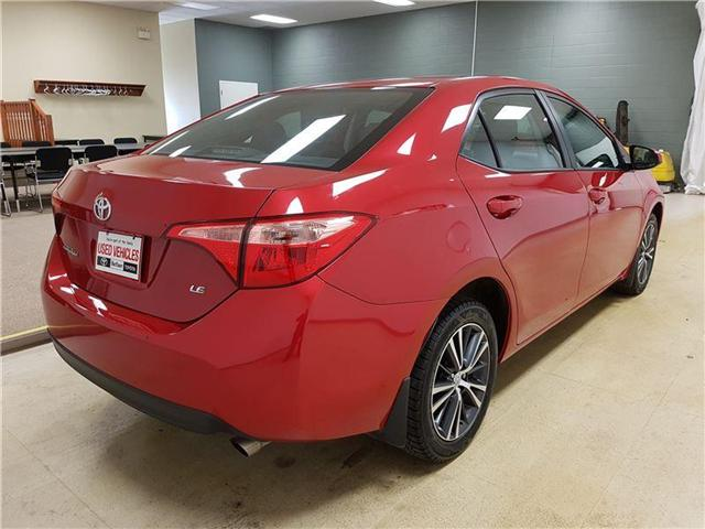 2017 Toyota Corolla  (Stk: 185263) in Kitchener - Image 8 of 20