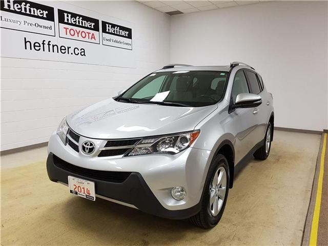 2014 Toyota RAV4  (Stk: 185293) in Kitchener - Image 1 of 22