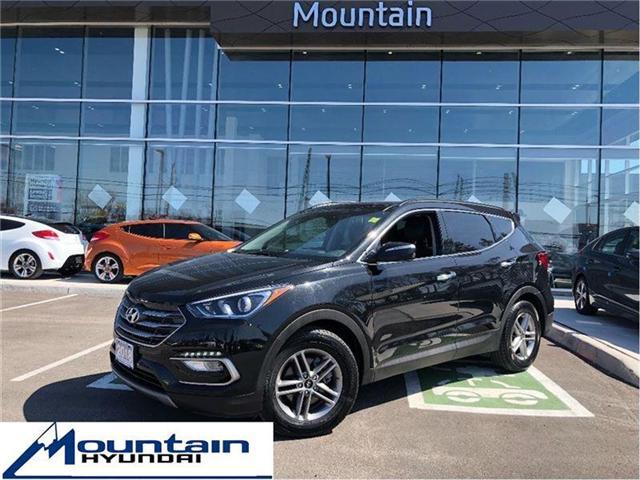 2018 Hyundai Santa Fe Sport SE (Stk: R2336) in Hamilton - Image 1 of 20