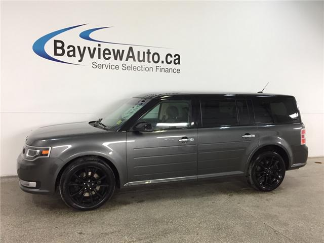 2018 Ford Flex Limited (Stk: 32420EW) in Belleville - Image 1 of 30