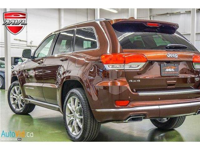 2015 Jeep Grand Cherokee Summit (Stk: 167772) in Oakville - Image 2 of 39