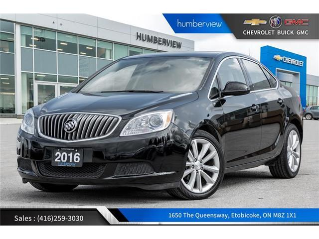 2016 Buick Verano Base (Stk: APR1945) in Toronto - Image 1 of 20