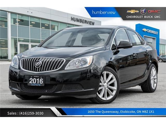 2016 Buick Verano Base (Stk: DR4328) in Toronto - Image 1 of 20