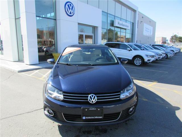 2014 Volkswagen Eos Comfortline (Stk: 2525P) in Toronto - Image 2 of 21
