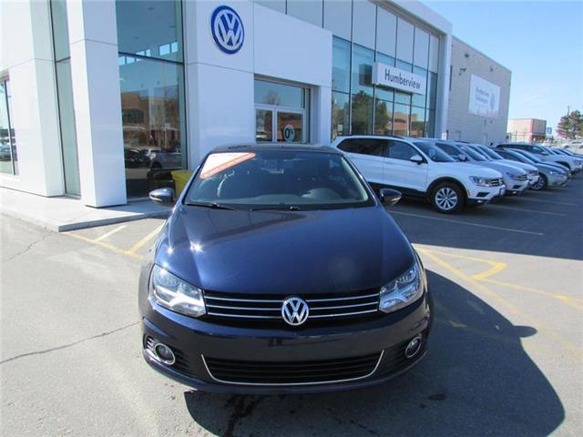 2014 Volkswagen Eos Comfortline (Stk: 7080P) in Toronto - Image 2 of 21