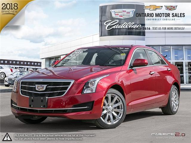 2018 Cadillac ATS 2.0L Turbo Base (Stk: 8130971) in Oshawa - Image 1 of 18