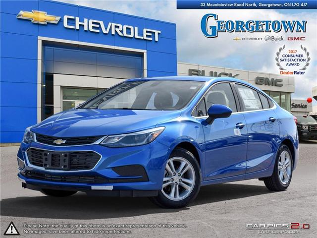 2018 Chevrolet Cruze LT Auto (Stk: 26970) in Georgetown - Image 1 of 27