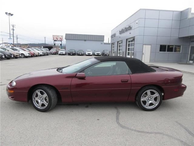 2002 Chevrolet Camaro Z28 (Stk: 1N47282A) in Cranbrook - Image 2 of 19