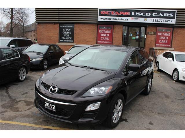 2012 Mazda CX-7 GS (Stk: 424284F) in Scarborough - Image 1 of 21