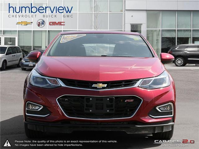2018 Chevrolet Cruze Premier Auto (Stk: 18CZ009) in Toronto - Image 2 of 27