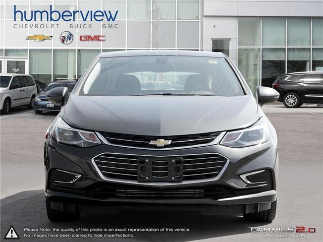 2018 Chevrolet Cruze Premier Auto (Stk: 18CZ026) in Toronto - Image 2 of 27