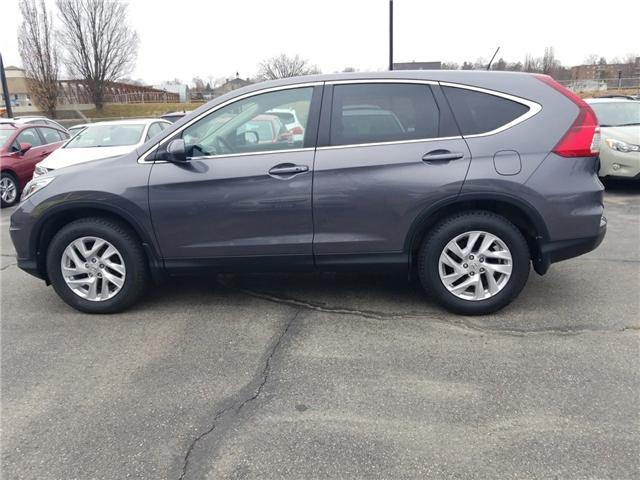 2016 Honda CR-V EX-L (Stk: 109558) in Cambridge - Image 2 of 24