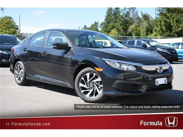 2018 Honda Civic Sport Touring (Stk: 18-0874) in Scarborough - Image 1 of 18