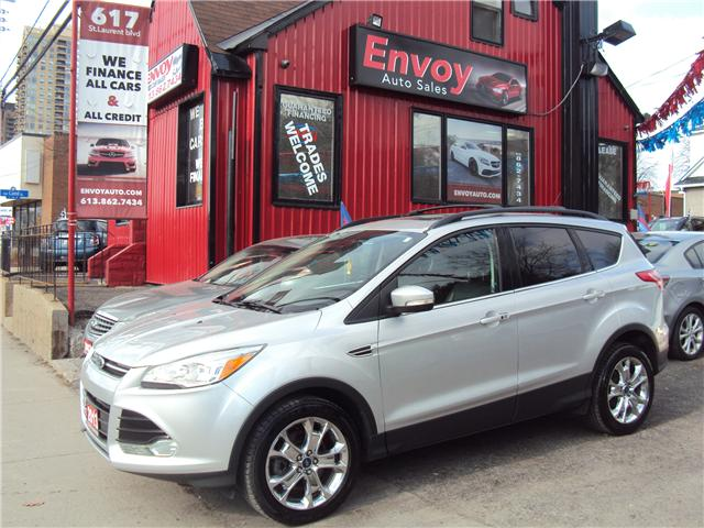 2013 Ford Escape SEL (Stk: ) in Ottawa - Image 1 of 27