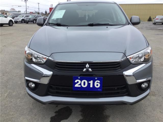 2016 Mitsubishi RVR SE (Stk: 18051) in Sudbury - Image 2 of 14