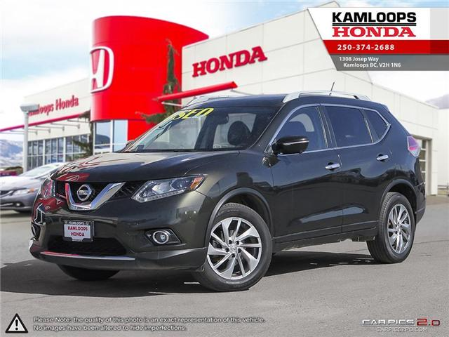 2014 Nissan Rogue SL (Stk: 13663A) in Kamloops - Image 1 of 24
