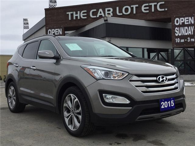 2015 Hyundai Santa Fe Sport 2.0T Premium (Stk: 18061) in Sudbury - Image 1 of 14