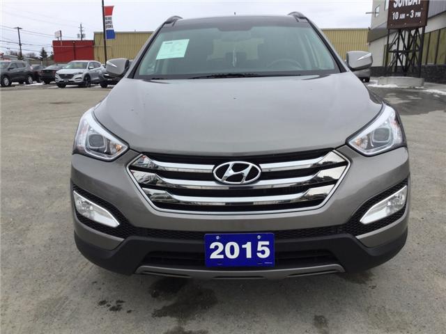 2015 Hyundai Santa Fe Sport 2.0T Premium (Stk: 18061) in Sudbury - Image 2 of 14