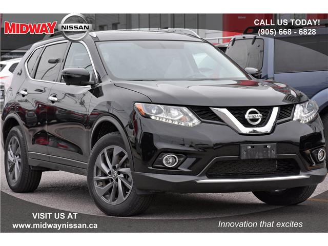 2016 Nissan Rogue SL Premium (Stk: JC736894A) in Whitby - Image 1 of 20
