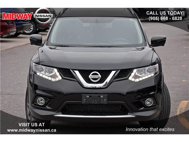 2016 Nissan Rogue SL Premium (Stk: JC736894A) in Whitby - Image 2 of 20