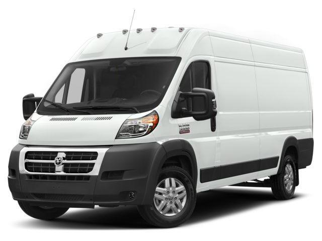 2018 RAM ProMaster 3500 High Roof (Stk: J134957) in Surrey - Image 1 of 8