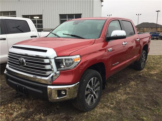2018 Toyota Tundra Limited 5.7L V8 (Stk: N00418) in Goderich - Image 1 of 1