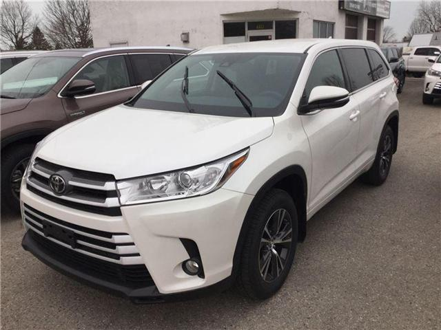 2018 Toyota Highlander LE (Stk: N04818) in Goderich - Image 1 of 1