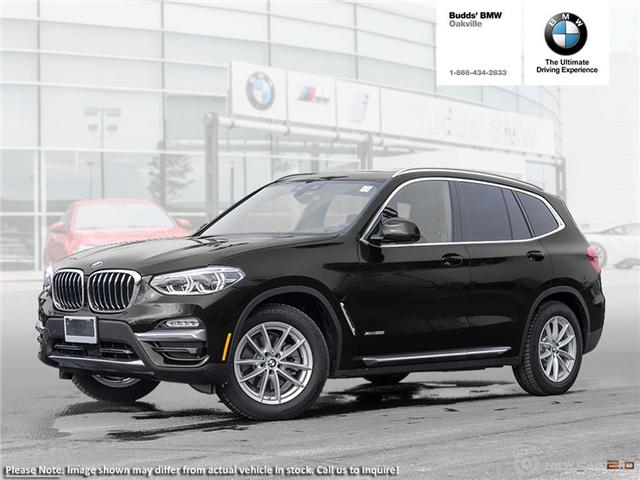 2018 BMW X3 xDrive30i (Stk: T946396) in Oakville - Image 1 of 11
