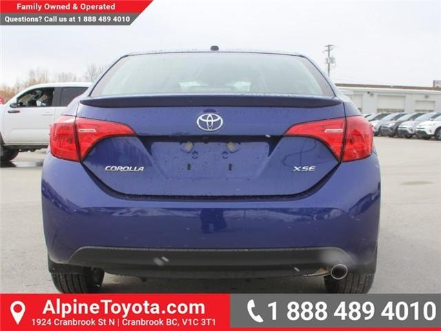 2018 Toyota Corolla SE (Stk: C074948) in Cranbrook - Image 4 of 18