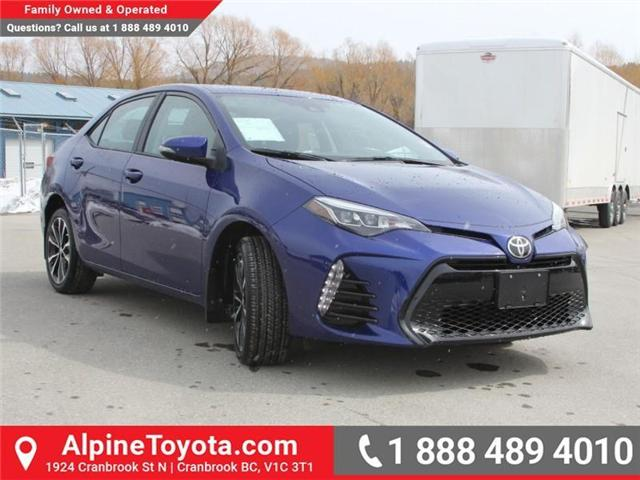 2018 Toyota Corolla SE (Stk: C074948) in Cranbrook - Image 7 of 18
