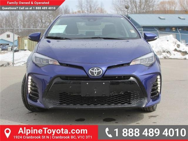 2018 Toyota Corolla SE (Stk: C074948) in Cranbrook - Image 8 of 18