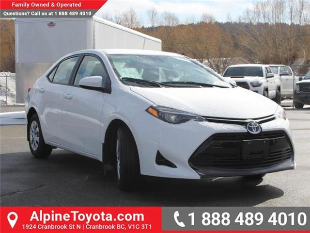 2018 Toyota Corolla CE (Stk: C075140) in Cranbrook - Image 7 of 16