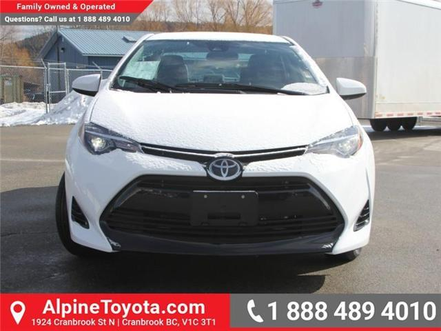 2018 Toyota Corolla CE (Stk: C075140) in Cranbrook - Image 8 of 16
