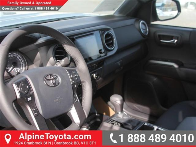 2018 Toyota Tacoma SR5 (Stk: X033201) in Cranbrook - Image 9 of 18