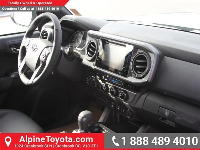 2018 Toyota Tacoma SR5 (Stk: X033201) in Cranbrook - Image 11 of 18