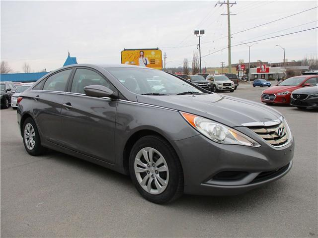 2012 Hyundai Sonata GL (Stk: 180397) in Kingston - Image 1 of 11