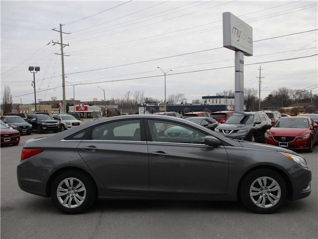 2012 Hyundai Sonata GL (Stk: 180397) in Richmond - Image 2 of 11