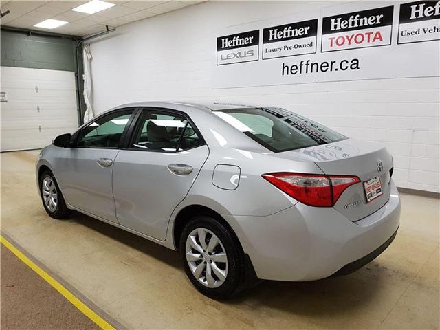 2014 Toyota Corolla  (Stk: 185294) in Kitchener - Image 6 of 21