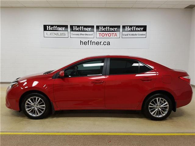 2015 Toyota Corolla  (Stk: 185313) in Kitchener - Image 5 of 21