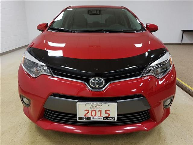 2015 Toyota Corolla  (Stk: 185313) in Kitchener - Image 7 of 21