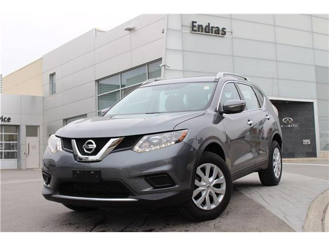 2015 Nissan Rogue S (Stk: P0565) in Ajax - Image 1 of 15