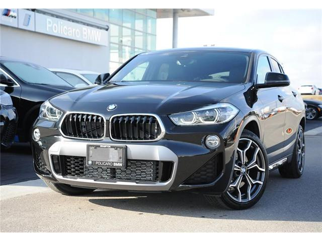 2018 BMW X2 xDrive28i (Stk: 8F69598) in Brampton - Image 1 of 12