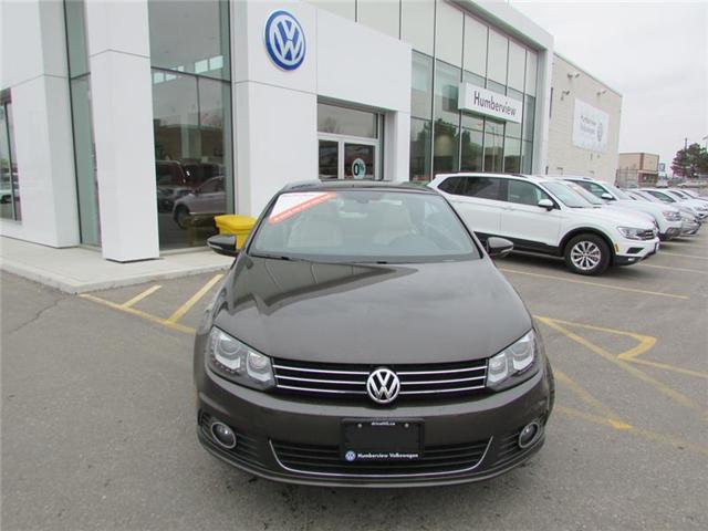 2014 Volkswagen Eos Highline (Stk: 1004P) in Toronto - Image 2 of 20
