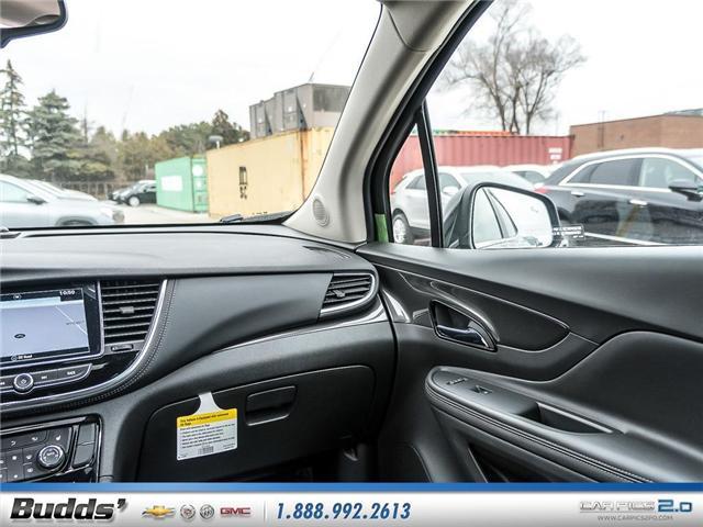 2018 Buick Encore Essence (Stk: E8008) in Oakville - Image 11 of 25