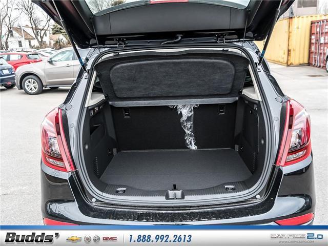 2018 Buick Encore Essence (Stk: E8008) in Oakville - Image 19 of 25