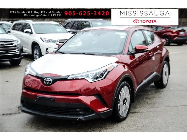 2018 Toyota C-HR XLE (Stk: J7620) in Mississauga - Image 1 of 9
