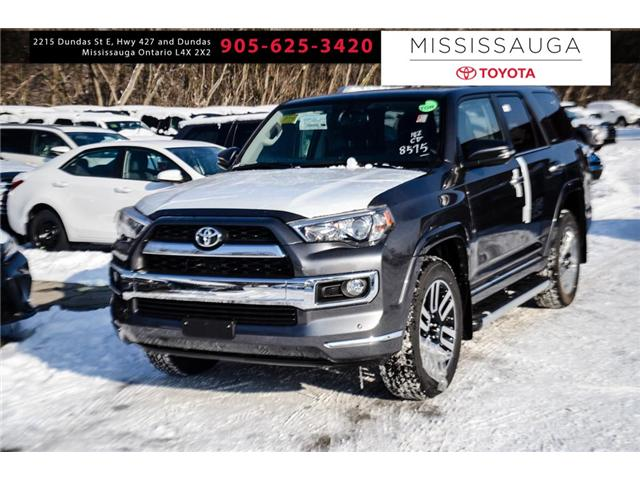 2018 Toyota 4Runner SR5 (Stk: J8507) in Mississauga - Image 1 of 9